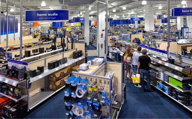 Lugares para comprar eletrônicos em Miami
