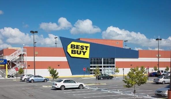 Lojas Best Buy de produtos eletrônicos em Miami