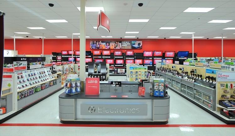 Lojas Target de produtos eletrônicos em Miami