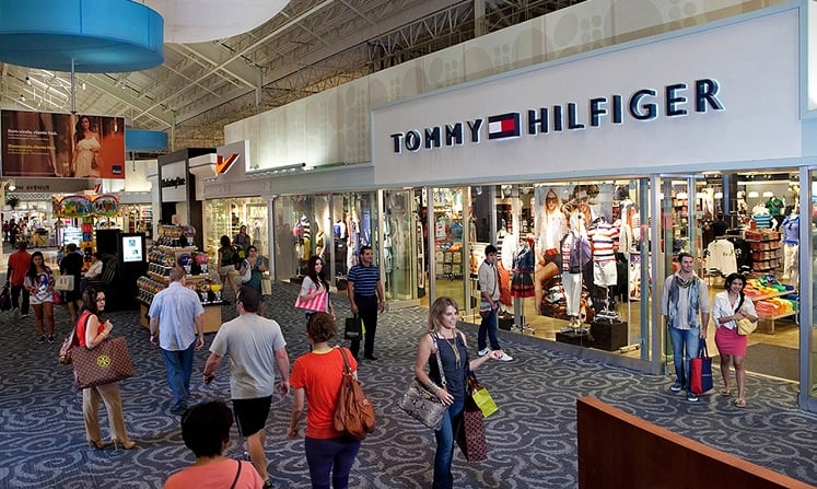 Compras no Outlet Sawgrass Mills Miami