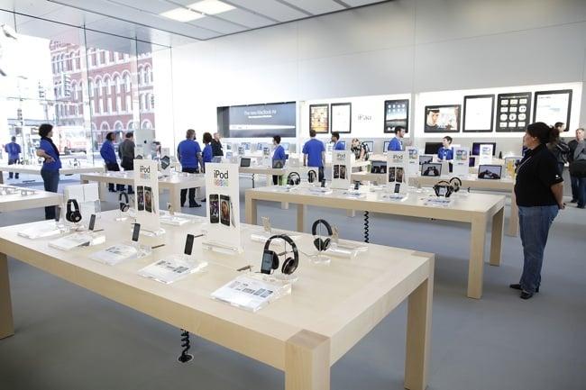Lojas da Apple de produtos eletrônicos em Miami