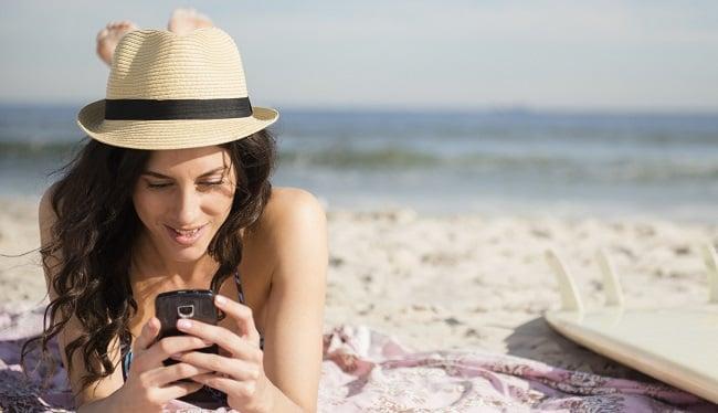 Economizando muito com ligações e internet no celular em Miami