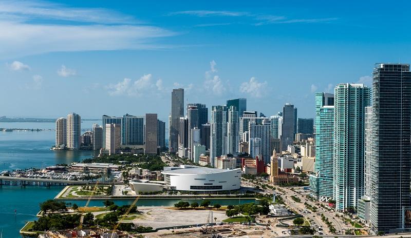 Região Downtown Miami para ficar hospedado em Miami