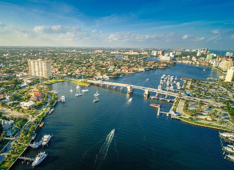 Fort Lauderdale para ficar hospedado em Miami