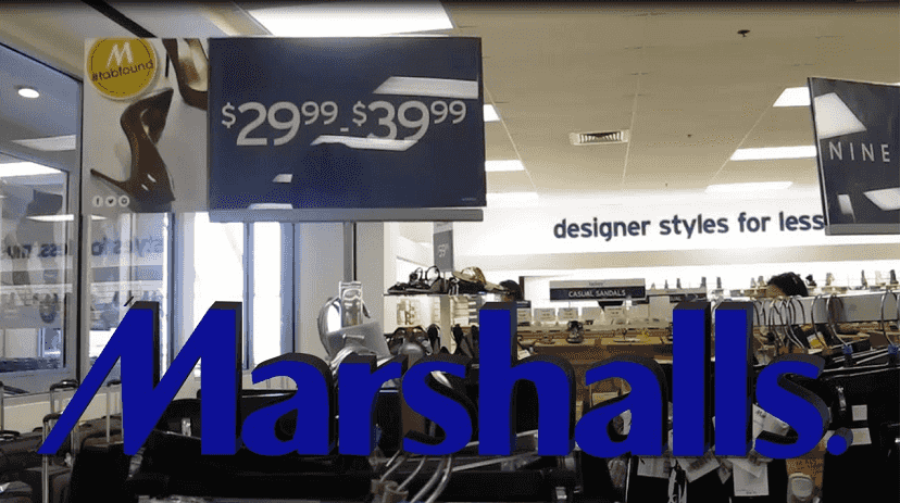 Lojas de departamento Ross, Marshalls e T.J.Maxx