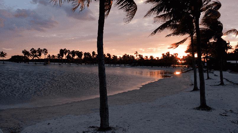 Praias turísticas para curtir em Miami