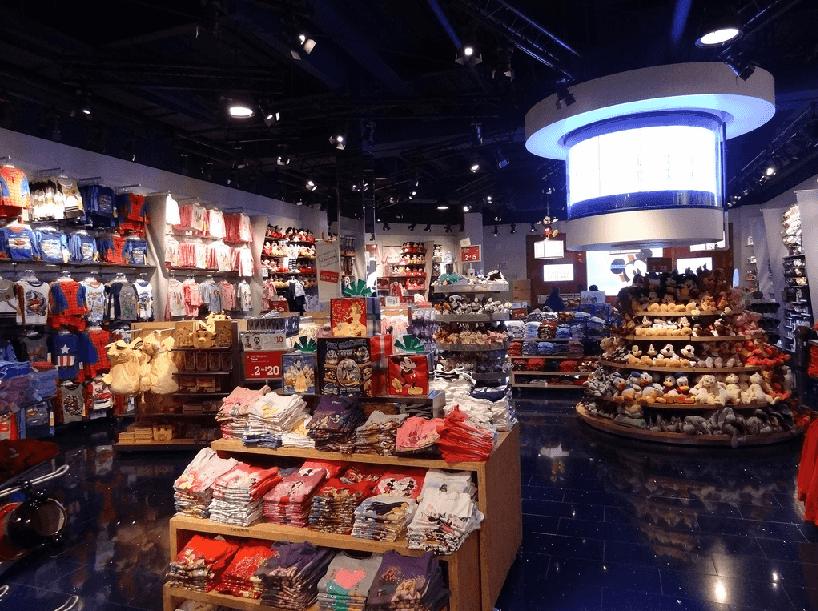 Compras com crianças no Aventura Mall em Miami