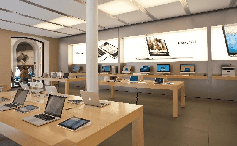 Tudo sobre as lojas da Apple em Miami