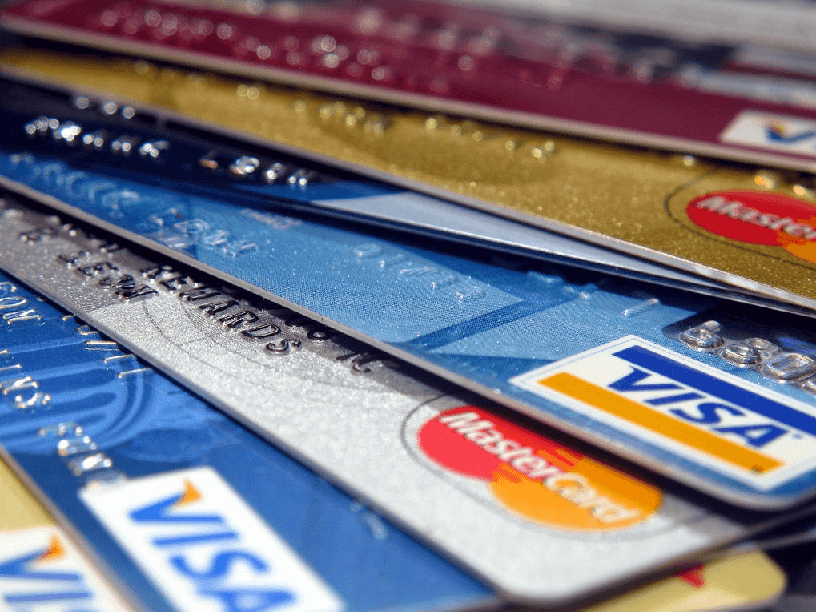 Cartão de crédito em Miami