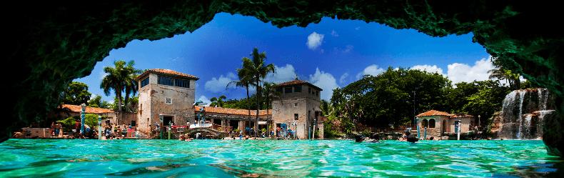 Lua de mel em Coral Gables em Miami