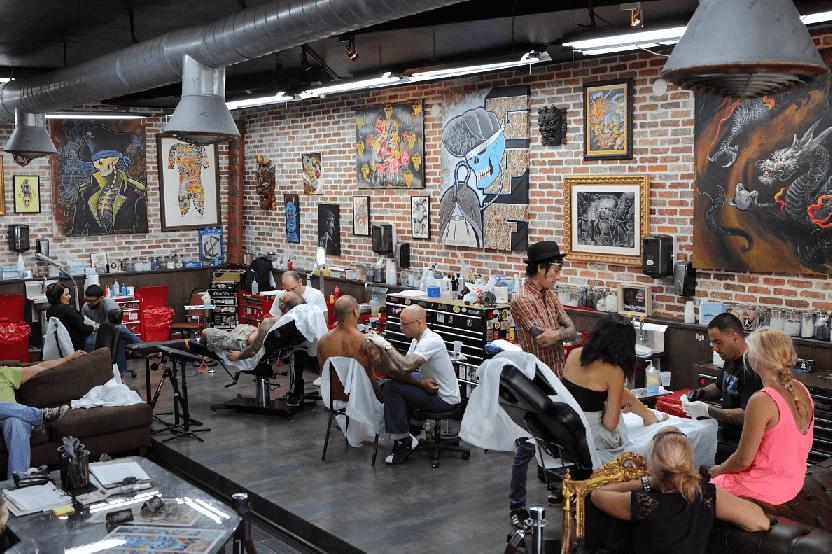 Dicas sobre o Miami Ink Tattoo Studio
