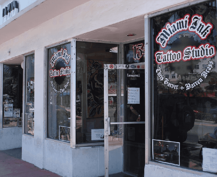 Miami Ink Tattoo Studio