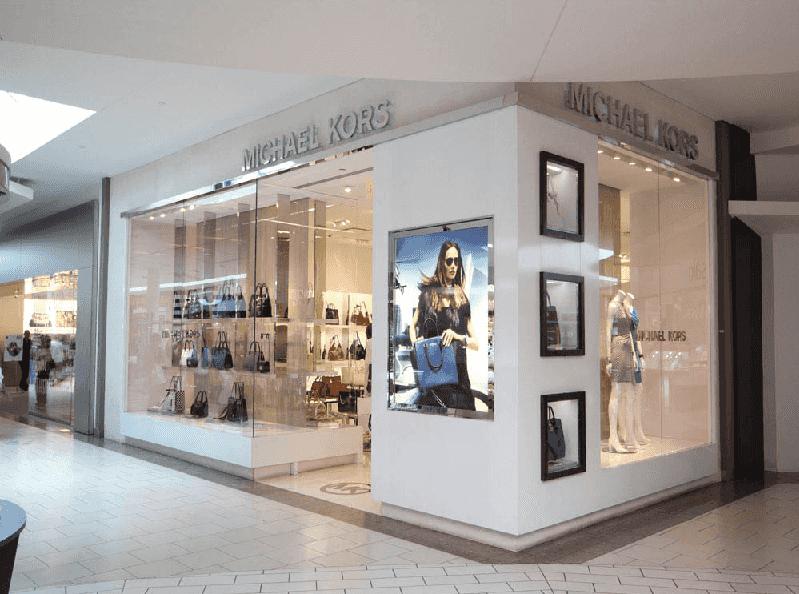 Lojas do shopping Dadeland Mall Miami