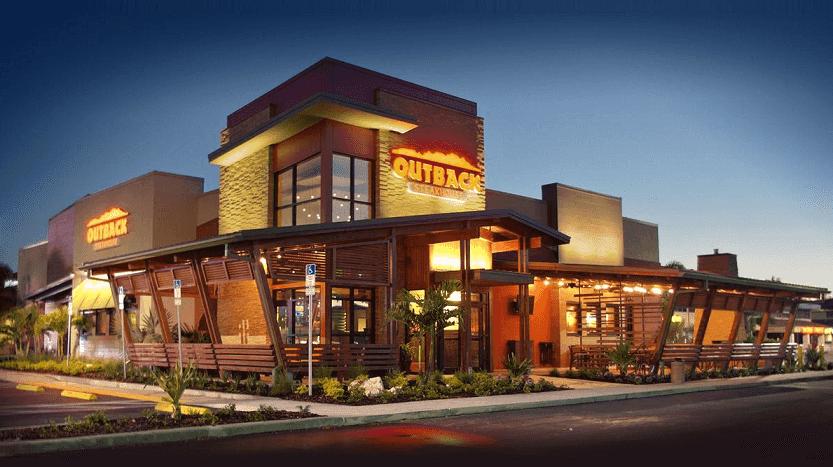 Restaurante Outback em Miami