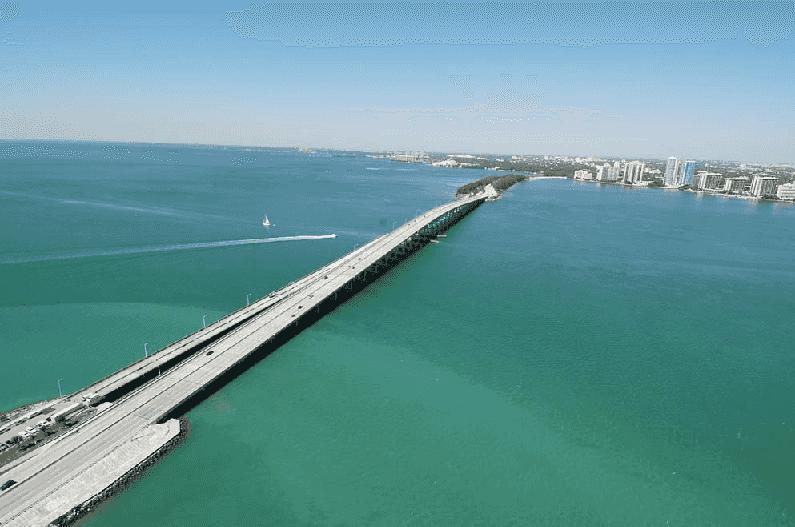 Praias legais em Miami