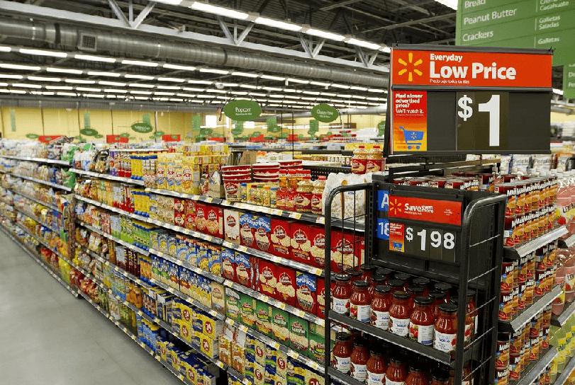 Supermercado Walmart em Miami