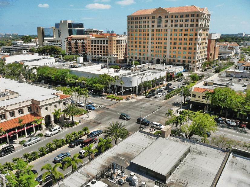 Coral Gables em Miami