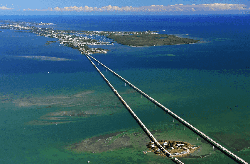 Flórida Keys: ilhas ao sul de Miami