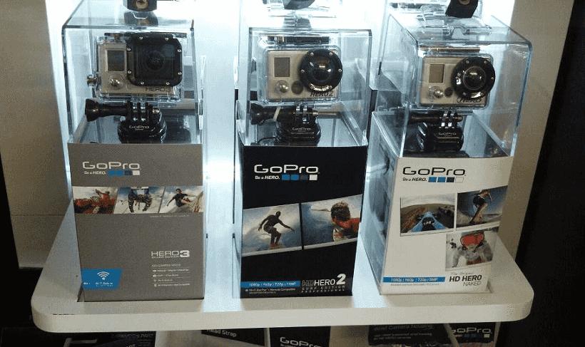 Lugares para comprar a câmera GoPro Hero em Miami
