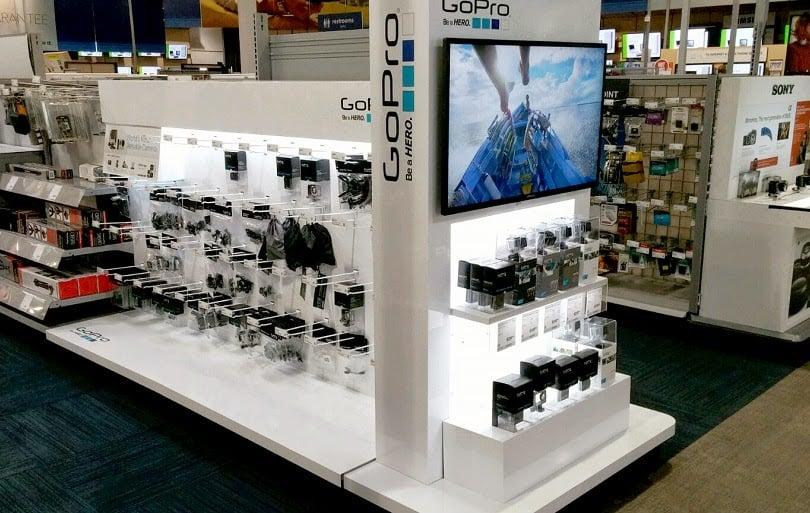 Onde comprar a câmera GoPro Hero em Miami