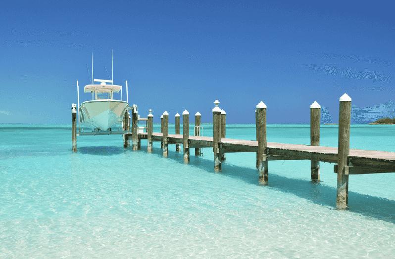 Ilha Islamorada na Flórida