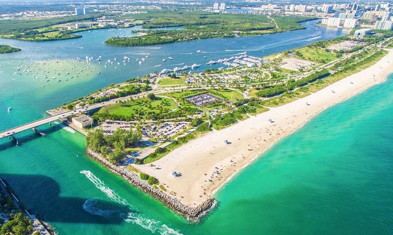 Belezas de Miami