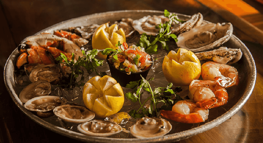 Restaurante Monty's Raw Bar em Miami