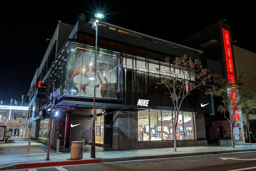 Tudo sobre as lojas da Nike em Miami