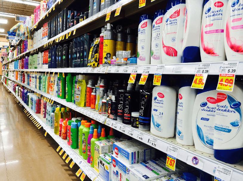 Lugares para comprar shampoo e condicionador em Miami