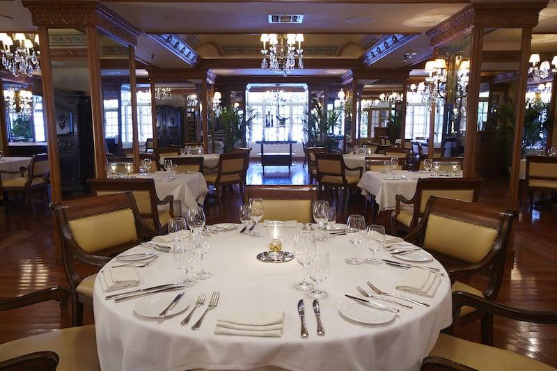 Restaurante Palme D'or em Miami