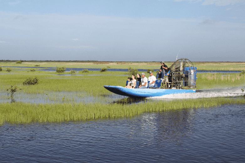 Parque Everglades na Flórida