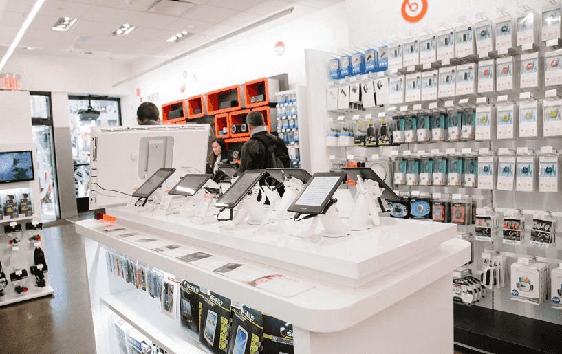 GoPro Hero na BrandSmart e Radioshack em Miami