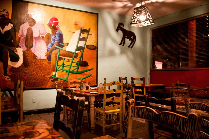 Restaurante Tap Tap em Miami