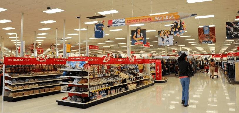 Lugares para encontrar as lojas Target em Miami