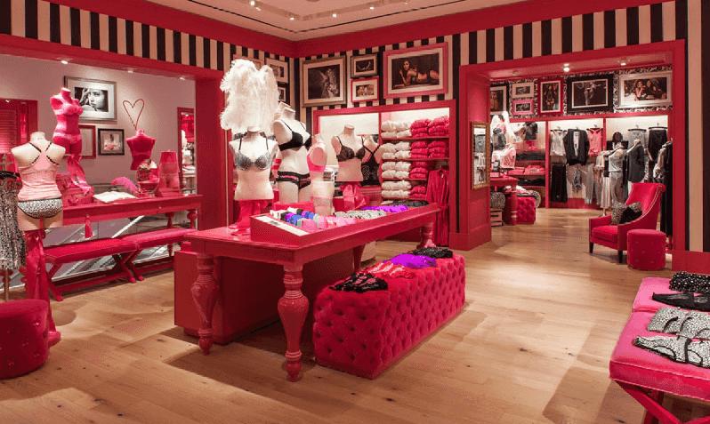 Lojas da Victoria's Secret em Miami
