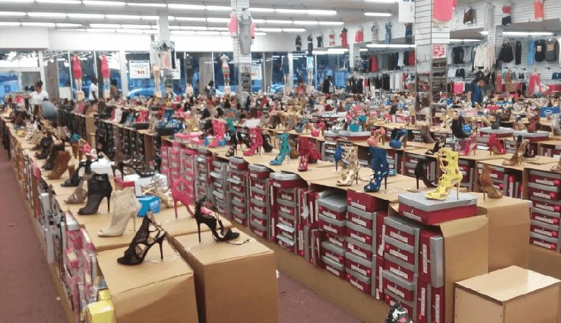 Loja de sapatos Bare Feet Shoes em Miami