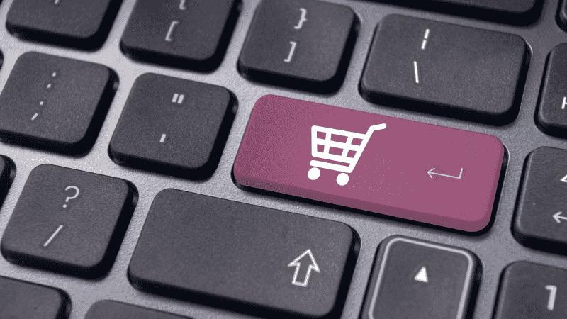 Compras online pela internet em Miami
