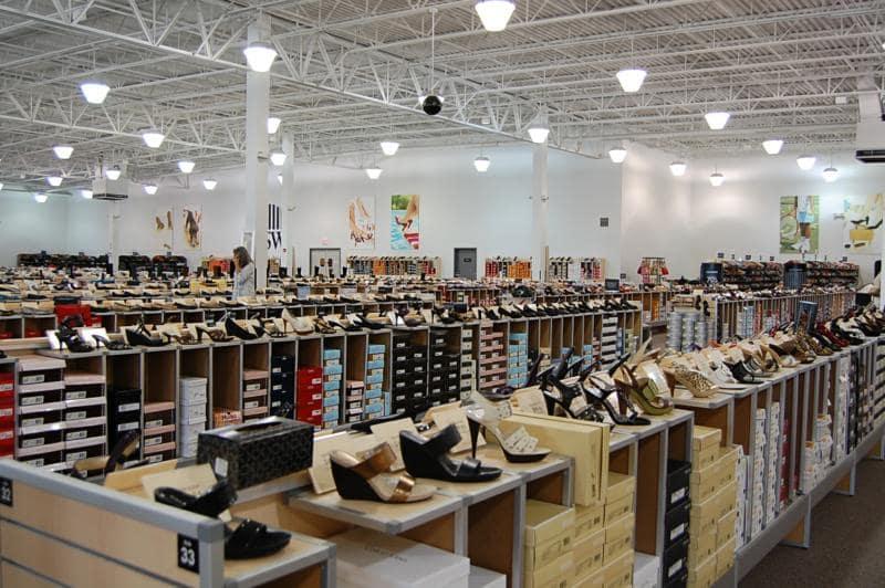 Loja de sapatos DSW em Miami