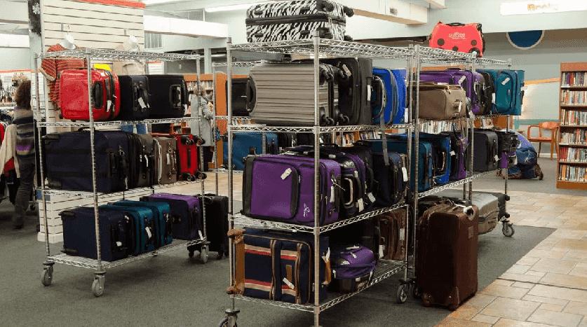 Lugares para comprar malas em Miami