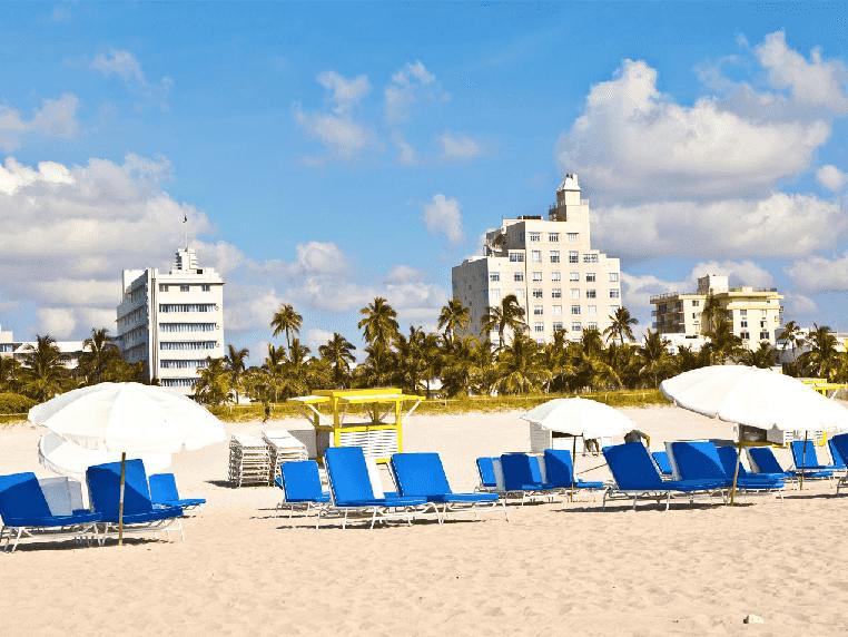 Melhores meses para viajar para Miami