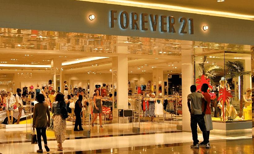 Forever 21 em Miami