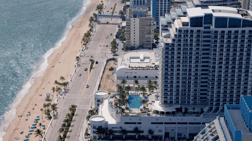 Bons hotéis em Fort Lauderdale em Miami na Flórida