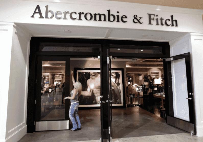 Lojas Abercrombie e Hollister em Miami
