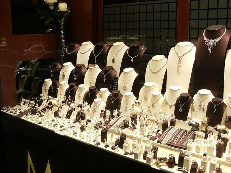 Lojas para comprar joias e bijuterias em Miami
