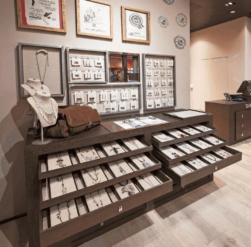 Comprando joias e bijuterias em shoppings e outlets em Miami