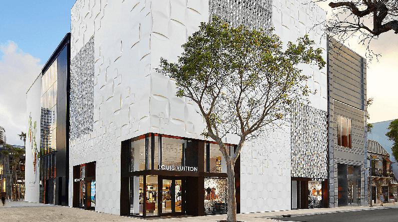 Loja Louis Vuitton em Miami