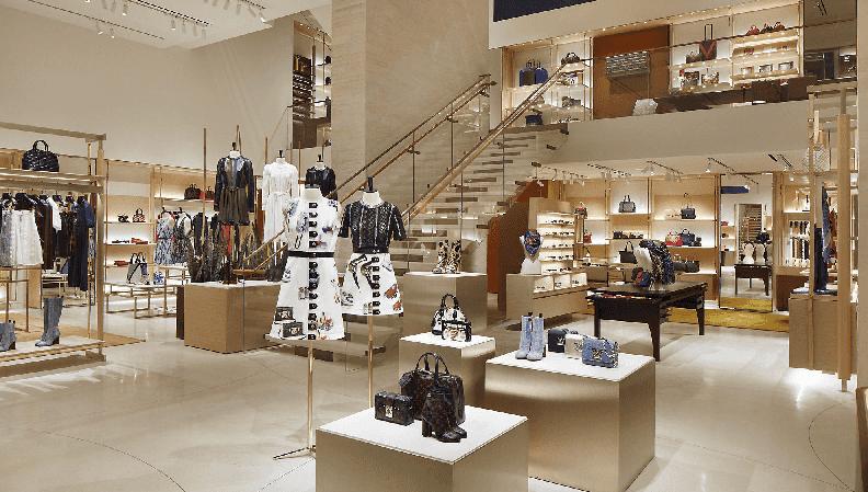 Lojas Louis Vuitton em Miami