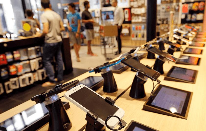 Lugares para comprar celular em Miami