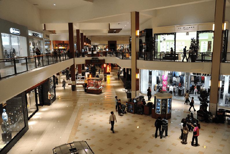 Período de compras em Miami