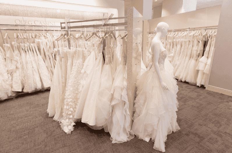Compra de vestido de noiva em ótimas lojas em Miami